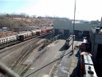 Columbia Heights Train Yard