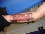 Soo Line Tattoo
