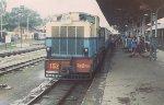 ZDM3 152 awaiting departure for Shimla