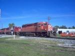 CP SD40-2 #6036