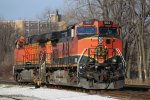 BNSF 963 and BNSF 5716