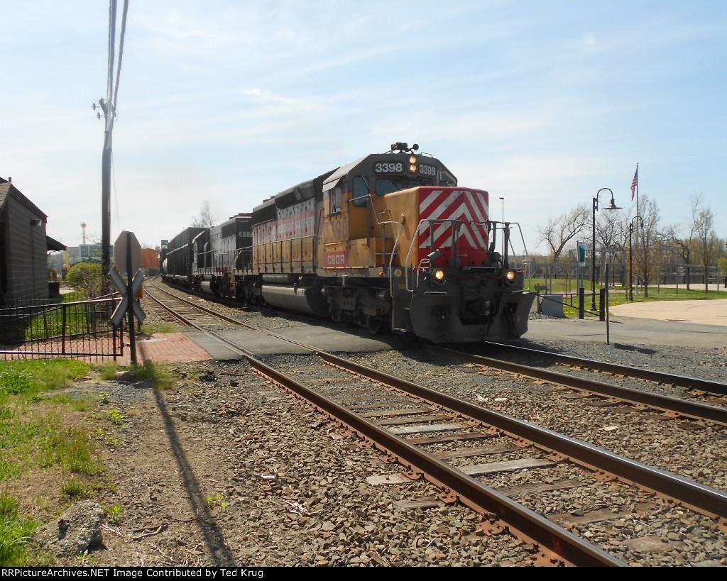 CSOR 3398 & NECR 417