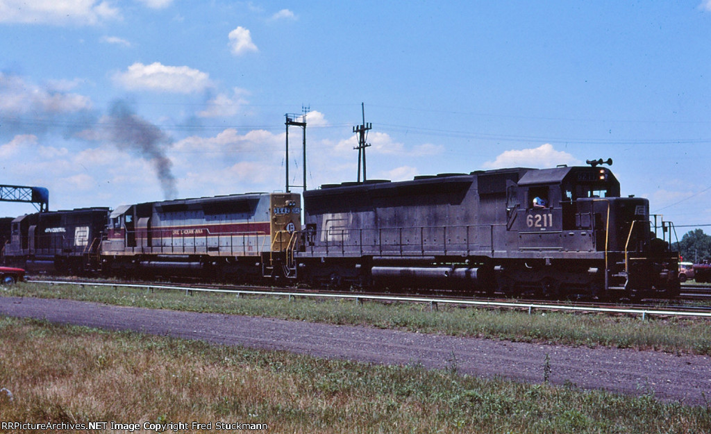 EL 3642 & the new here PC 6211.