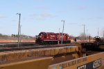 CP 8250 and STLH 8245 from the other side of the yard