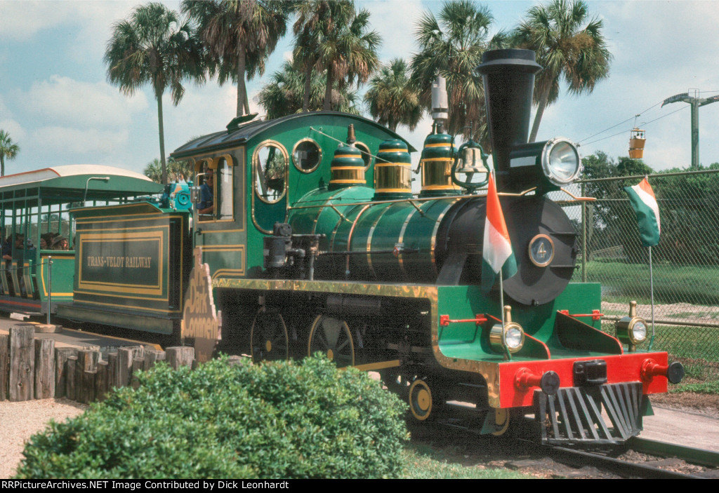 Trans-Veldt Railway 4