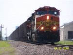 BNSF C44-9W 4630