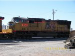 UP SD70M 4750