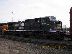 NS C40-9W 9941