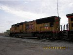 UP SD70M 4847