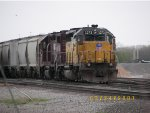 UP SD40-2 3273