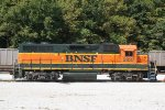 BNSF Geep waiting for work