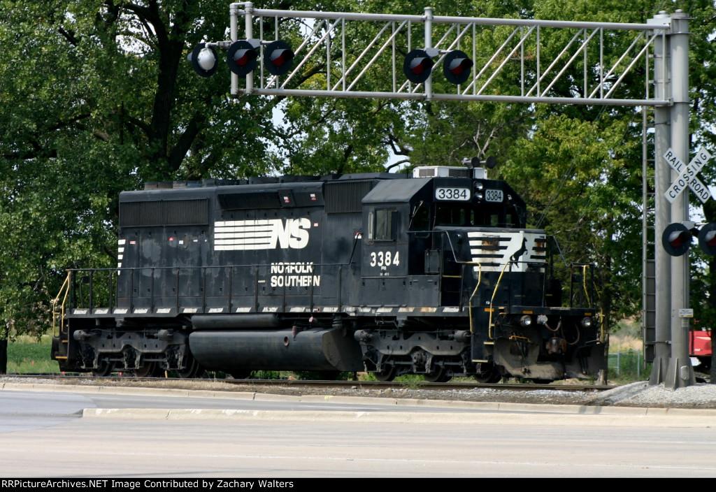 NS 3384