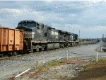 NS 7634 (ES40DC) AND 9053 (C40-9W)