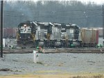 NS 7053(GP50)HIGH HOOD  6093(SD40-2)  3342(SD40-2)