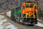 BNSF 1572 (Pikes Peak Local)