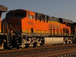 BNSF 6899 runs 5th on this stack train.
