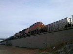 BNSF C44-9W 5051