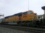 BNSF SD70MAC 8896
