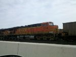 BNSF ES44AC 5729