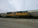 UP SD70M 5166