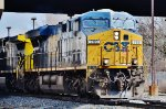 """CSX 769, make a little noise."""
