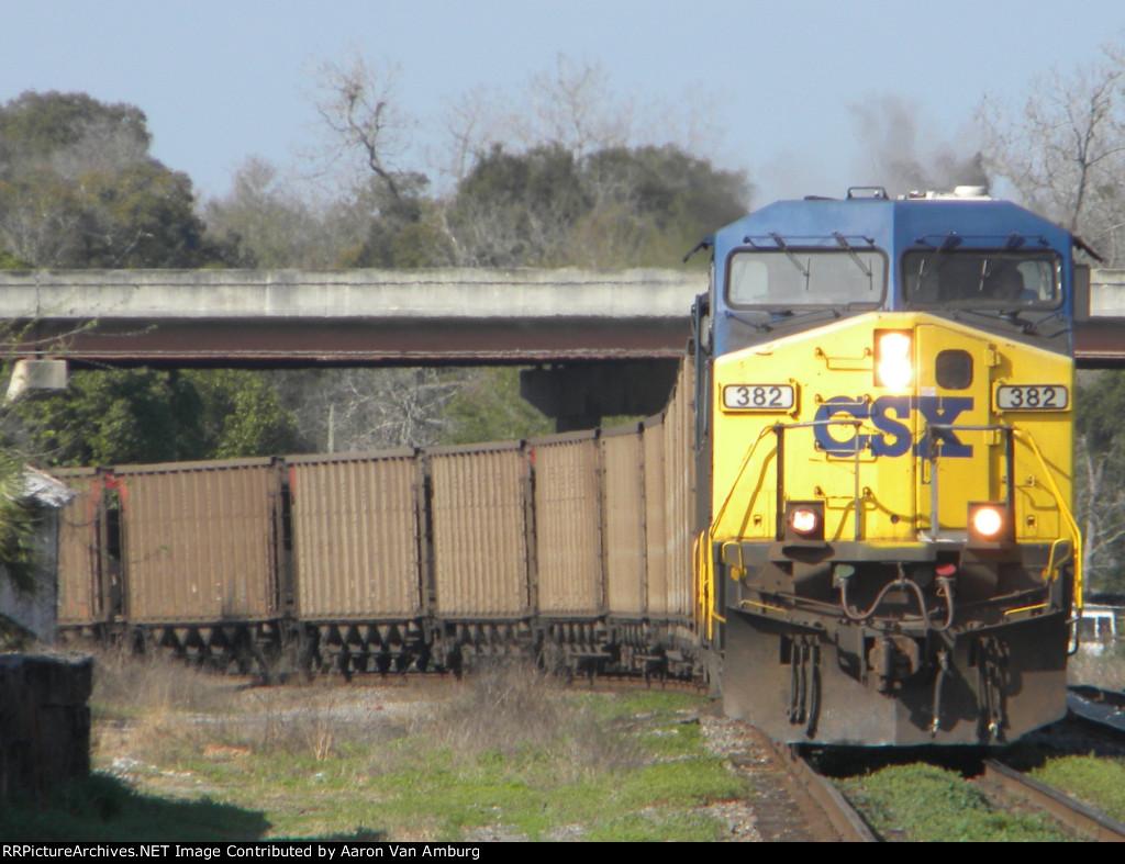 CSX 382
