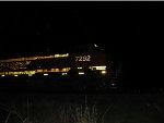 BNSF ES44DC 7292