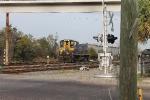 CSX 1165 in Moncrief Yard