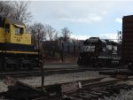 NYSW 3022 And NS 5294 In Ridgefield Park, NJ