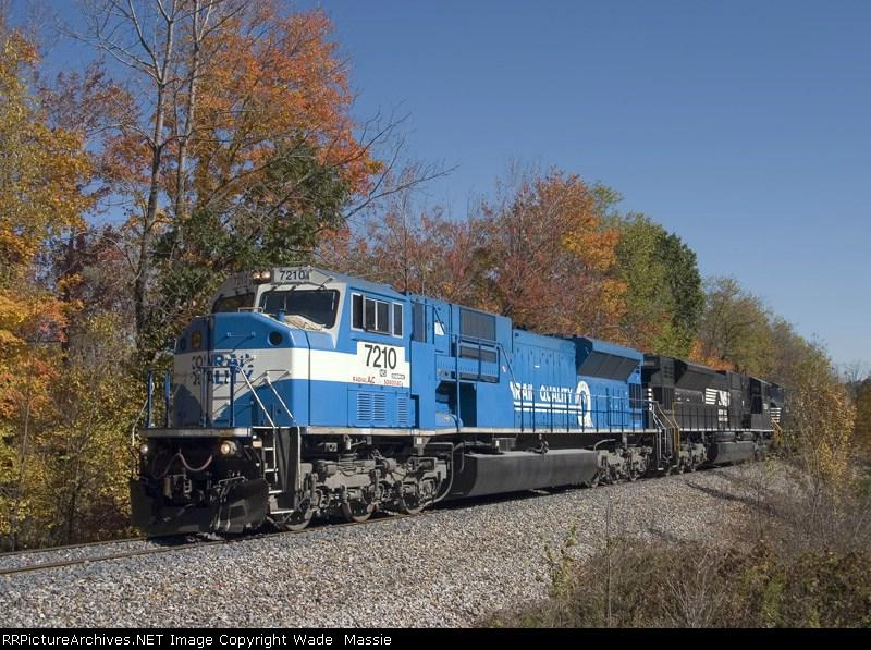 NS 7210 switching