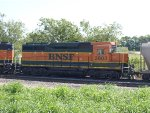BNSF meet in Dorchester.