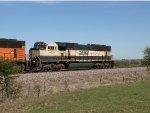 BNSF 9729