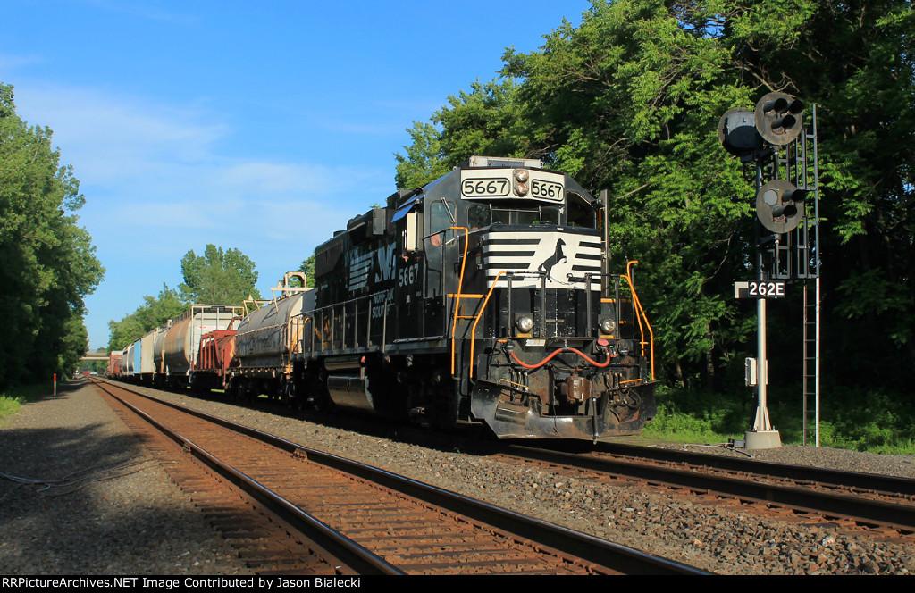 MA-1 on Lehigh Line