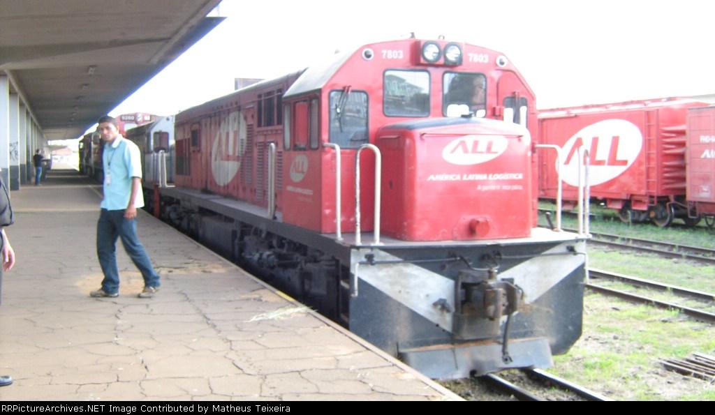 GE U20-C 7803 da ALL