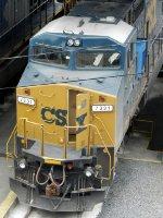 CSXT GE C40-8W 7331