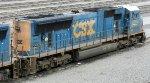CSXT EMD SD70MAC 4765