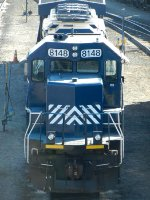 HLCX EMD SD40-2 8148