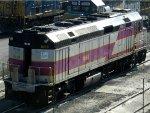 MBTA EMD F40PH-2C 1066