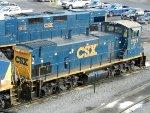 CSXT EMD MP15AC 1151