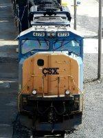CSXT EMD SD70MAC 4779