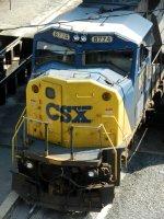 CSXT EMD SD60I 8774
