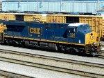 CSXT GE ES44AC 994