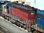 MEC EMD SD40M-2 619