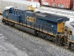 CSXT GE ES44AC 956