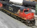 CN GE C44-9W 2560