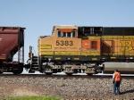 BNSF 5383