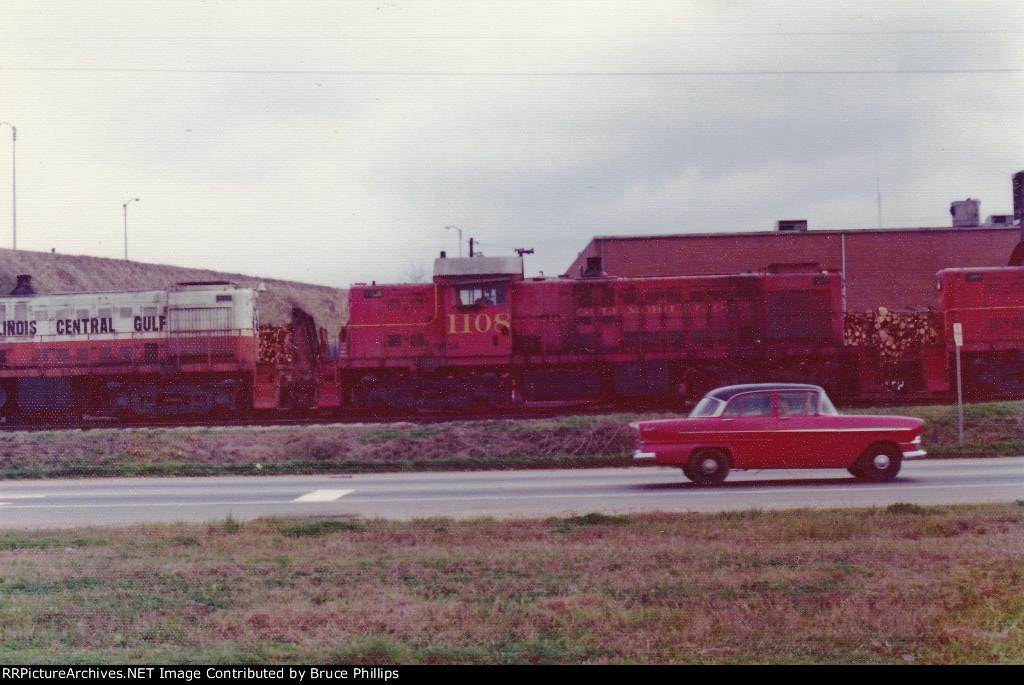 GM&O 1108 (RS1)