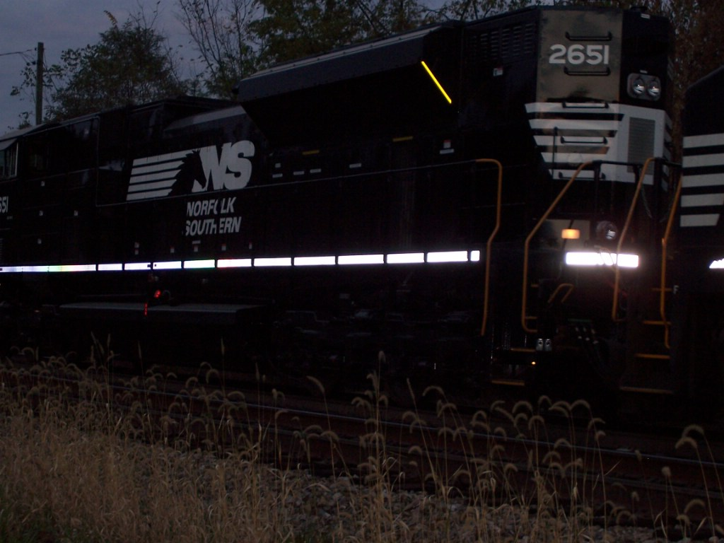 Back of NS 2651