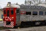 CN Track Geometry Vehicle #15016