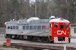 CN Track Geometry Vehicle #1501